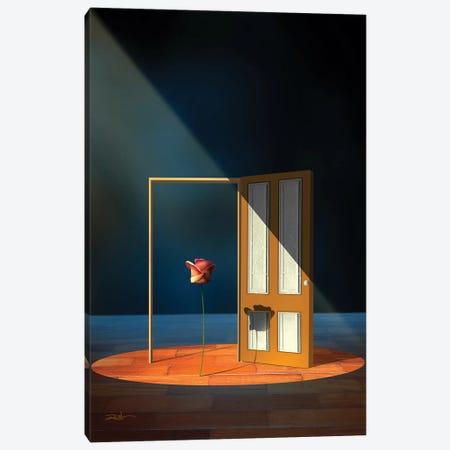 Porta Aberta (Door Open) Canvas Print #MCA42} by Marcel Caram Canvas Print