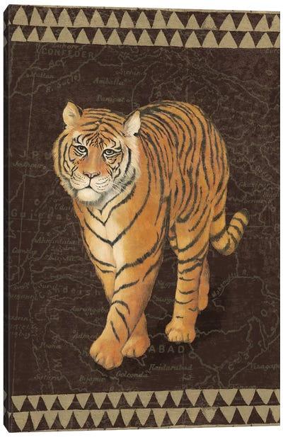 Grand Tiger Traveller Canvas Art Print