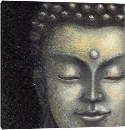 Serene Buddha I Canvas Art Print