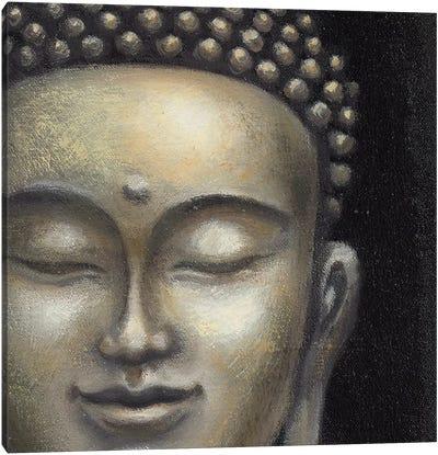 Serene Buddha II Canvas Art Print