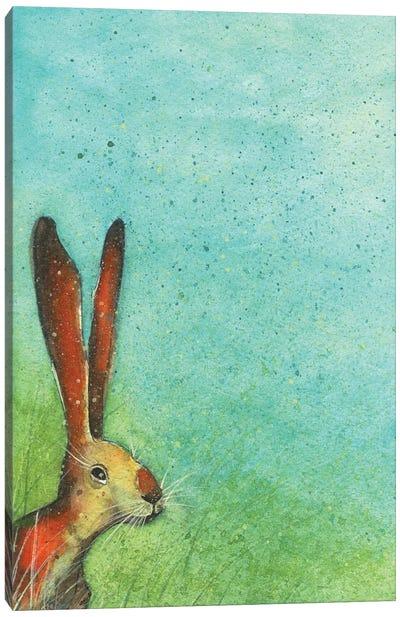 Hunny Bunny Canvas Art Print