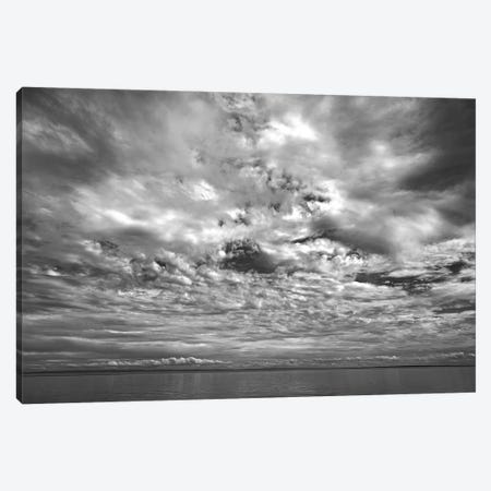 Canada, Prince Edward Island. Clouds And Ocean Canvas Print #MCH5} by Michele Molinari Canvas Wall Art