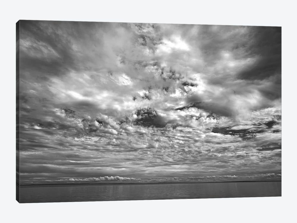 Canada, Prince Edward Island. Clouds And Ocean by Michele Molinari 1-piece Art Print