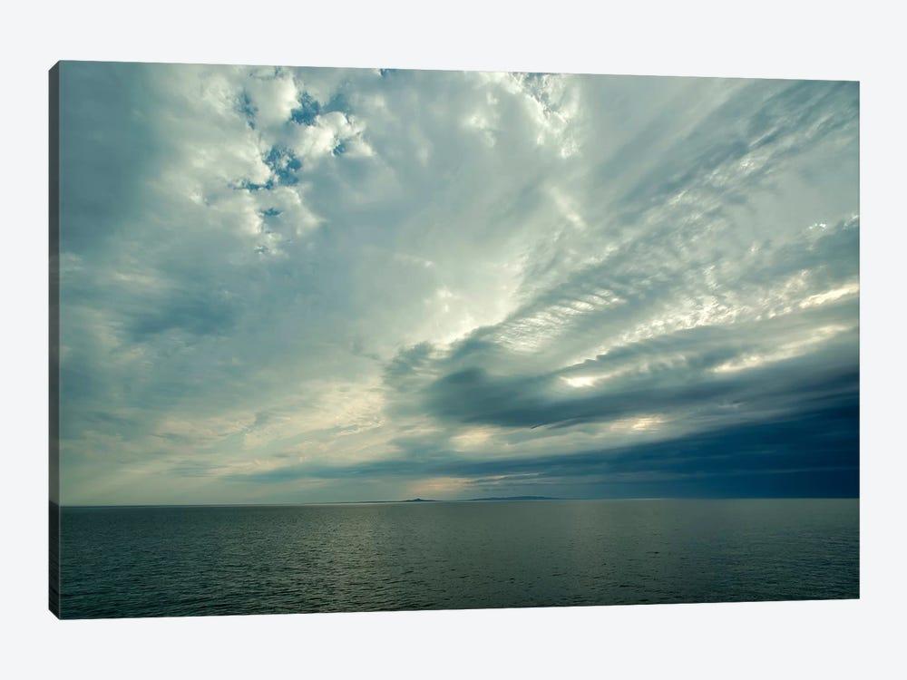 Canada, Quebec, Iles-De-La-Madeleine. Open Sea, View Of Ile D'Entree by Michele Molinari 1-piece Canvas Art