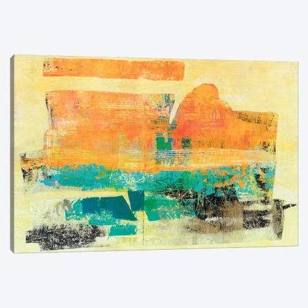 Sherbet Canvas Print #MCI10} by Macchiaroli Canvas Wall Art