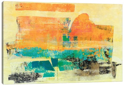 Sherbet Canvas Art Print
