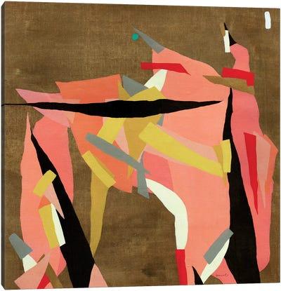 Toro Canvas Art Print