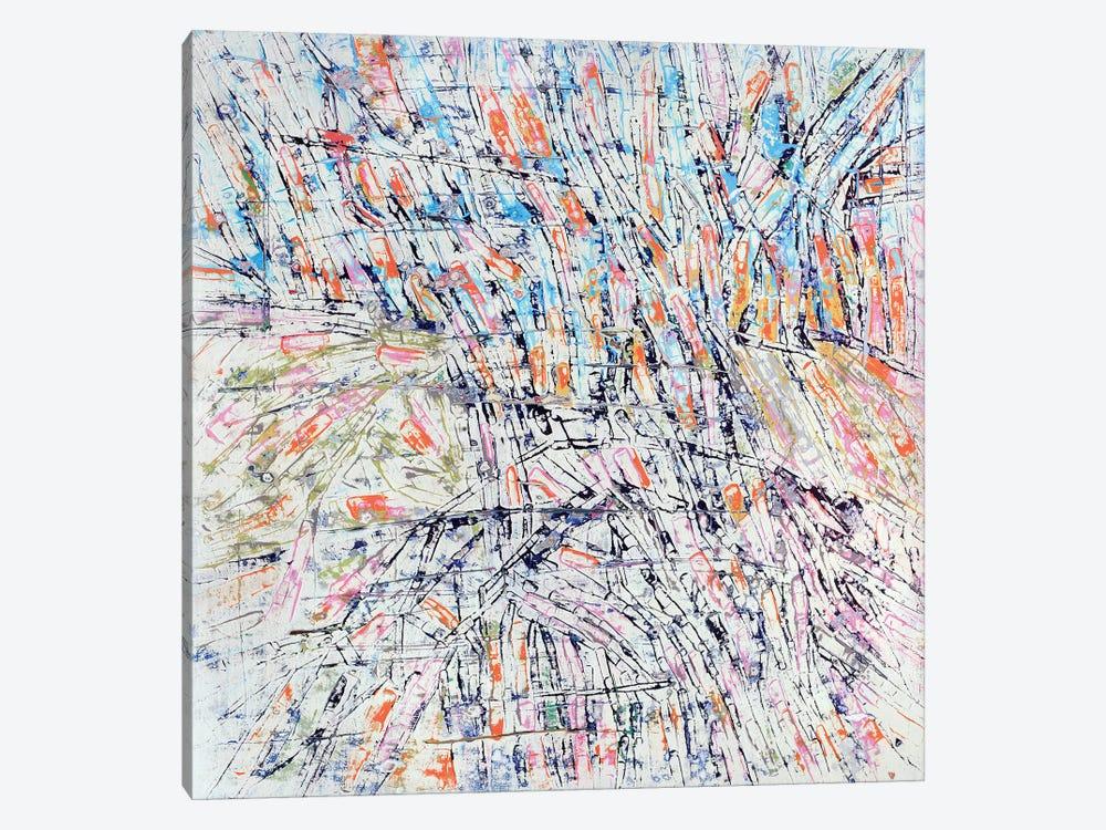 Kaiso by Macchiaroli 1-piece Canvas Artwork