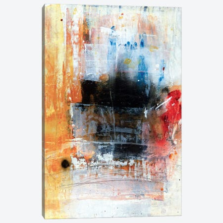 Dot Canvas Print #MCI1} by Macchiaroli Canvas Artwork