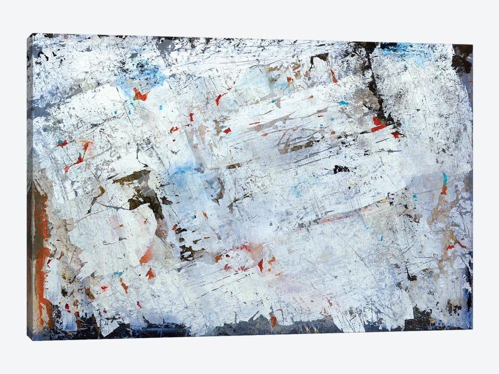Ice Storm by Macchiaroli 1-piece Canvas Artwork