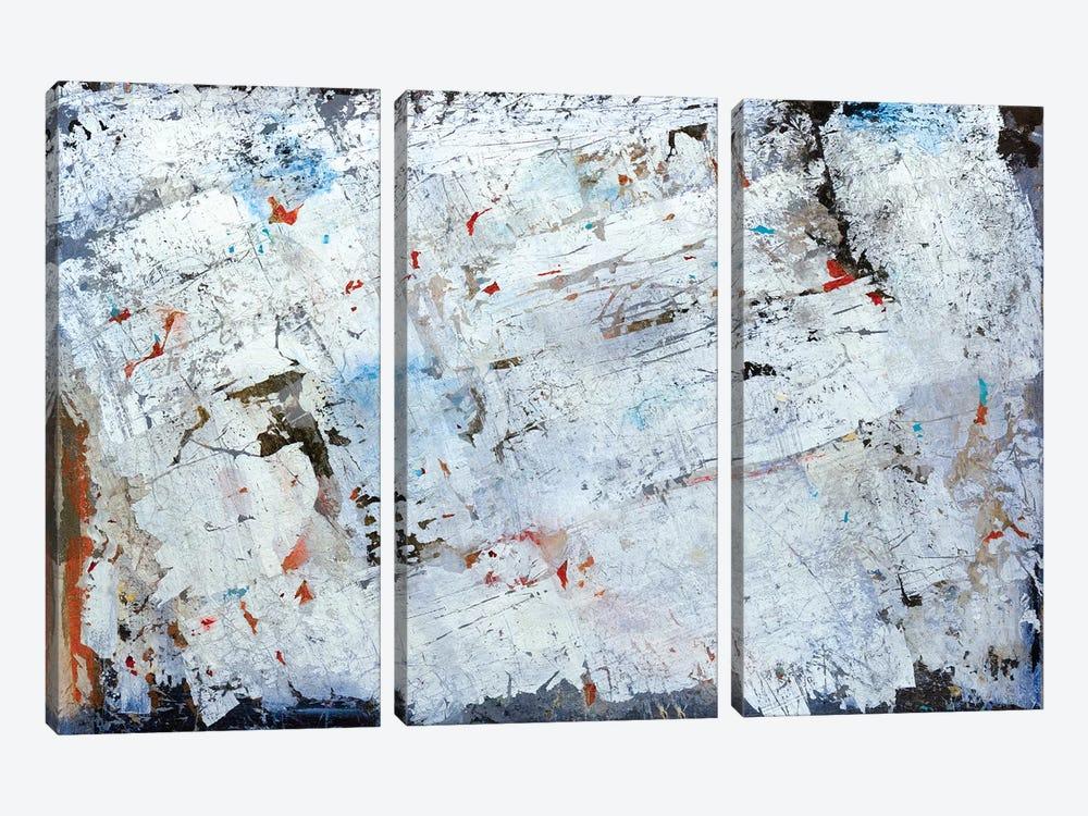 Ice Storm by Macchiaroli 3-piece Canvas Artwork