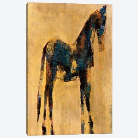 Indigo Canvas Print #MCI4} by Macchiaroli Canvas Print