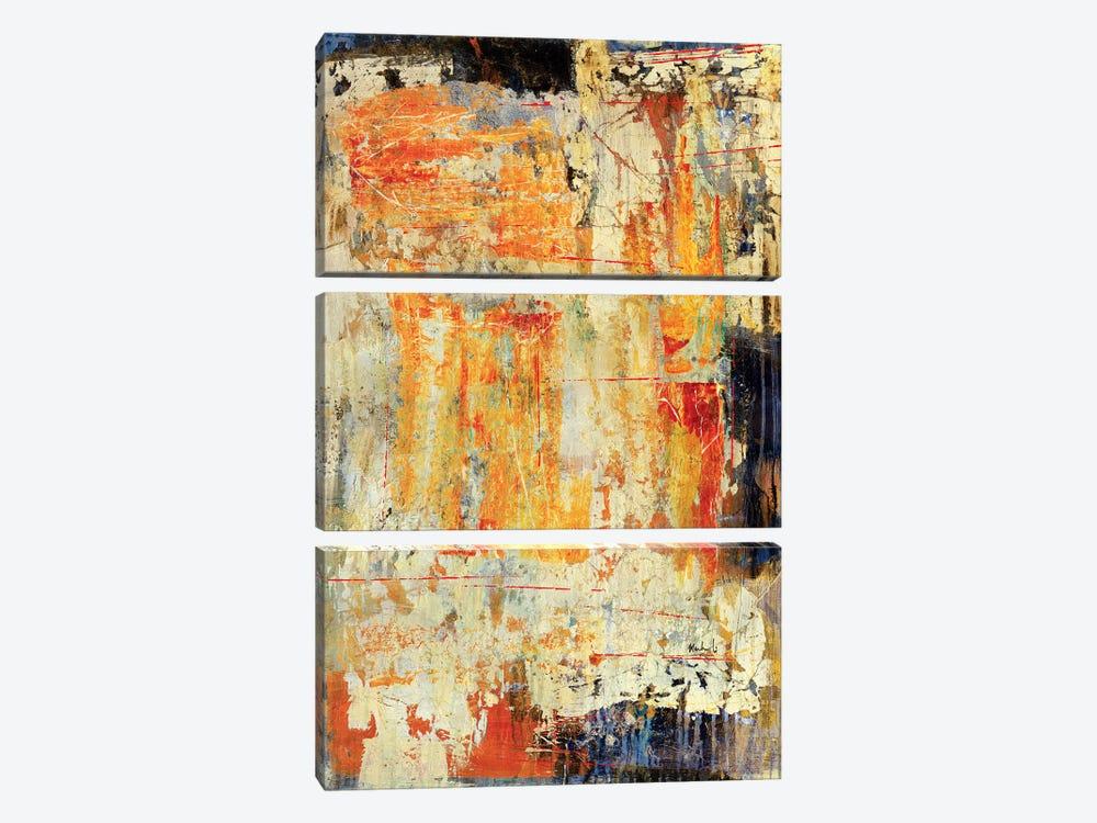 Jaipur by Macchiaroli 3-piece Canvas Art