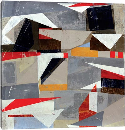 Marina Canvas Art Print