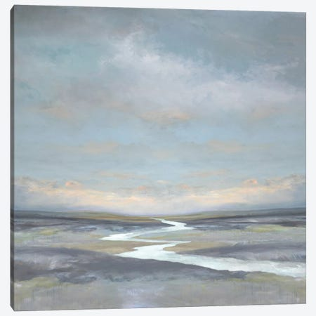 Riverbend I Canvas Print #MCK11} by Christy McKee Canvas Art