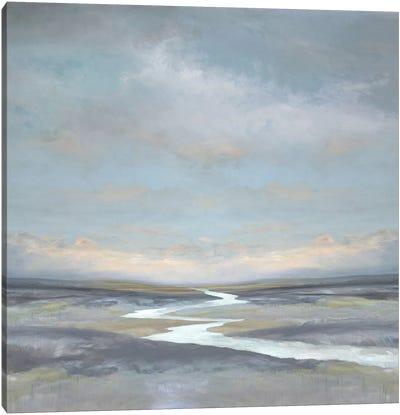 Riverbend I Canvas Art Print