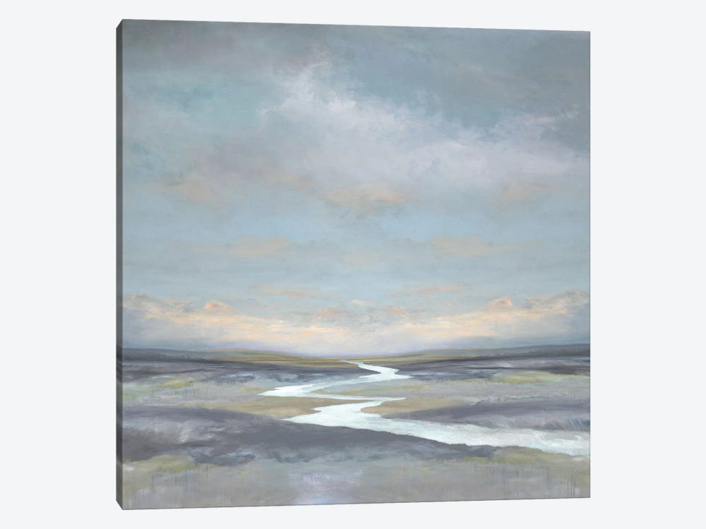 Riverbend I by Christy McKee 1-piece Canvas Artwork