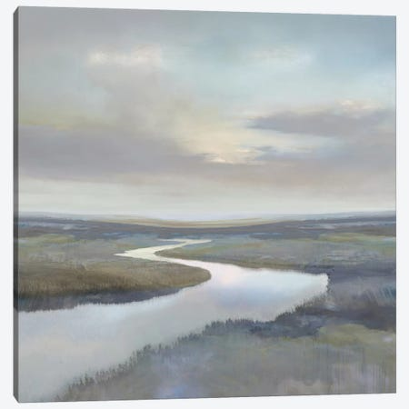 Riverbend III Canvas Print #MCK13} by Christy McKee Canvas Artwork