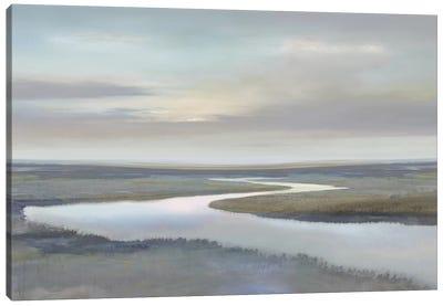 Riverbend IV Canvas Art Print