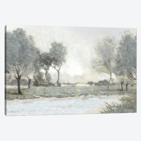 By The Pond I 3-Piece Canvas #MCK1} by Christy McKee Canvas Wall Art