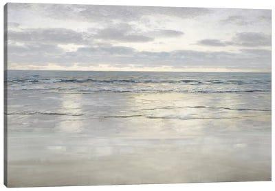 Sunlight on the Sea Canvas Art Print