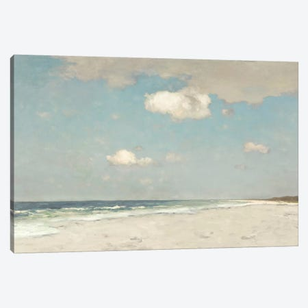 High Tide Canvas Print #MCK28} by Christy McKee Art Print