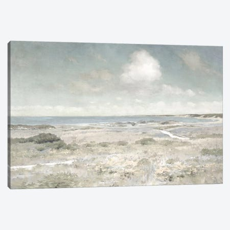 By The Shore Canvas Print #MCK3} by Christy McKee Canvas Wall Art