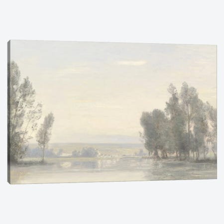 Morning Landscape Canvas Print #MCK4} by Christy McKee Canvas Art Print