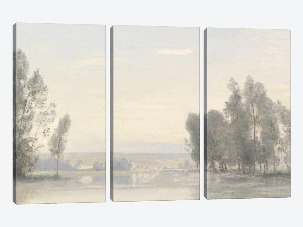 Morning Landscape by Christy McKee 3-piece Art Print
