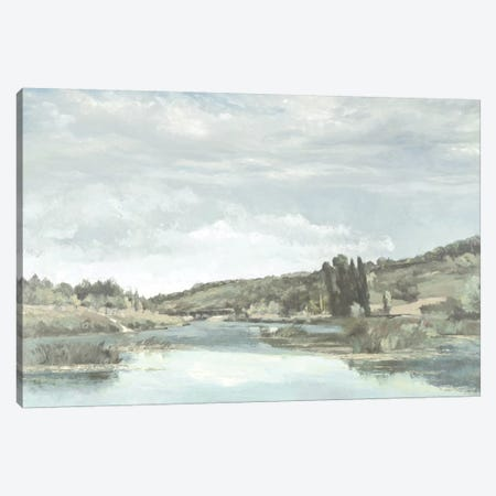 On The Water 3-Piece Canvas #MCK5} by Christy McKee Art Print