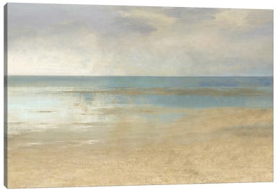 Pastel Seascape I Canvas Art Print