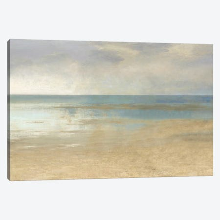 Pastel Seascape I Canvas Print #MCK6} by Christy McKee Canvas Print