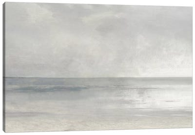 Pastel Seascape II Canvas Art Print