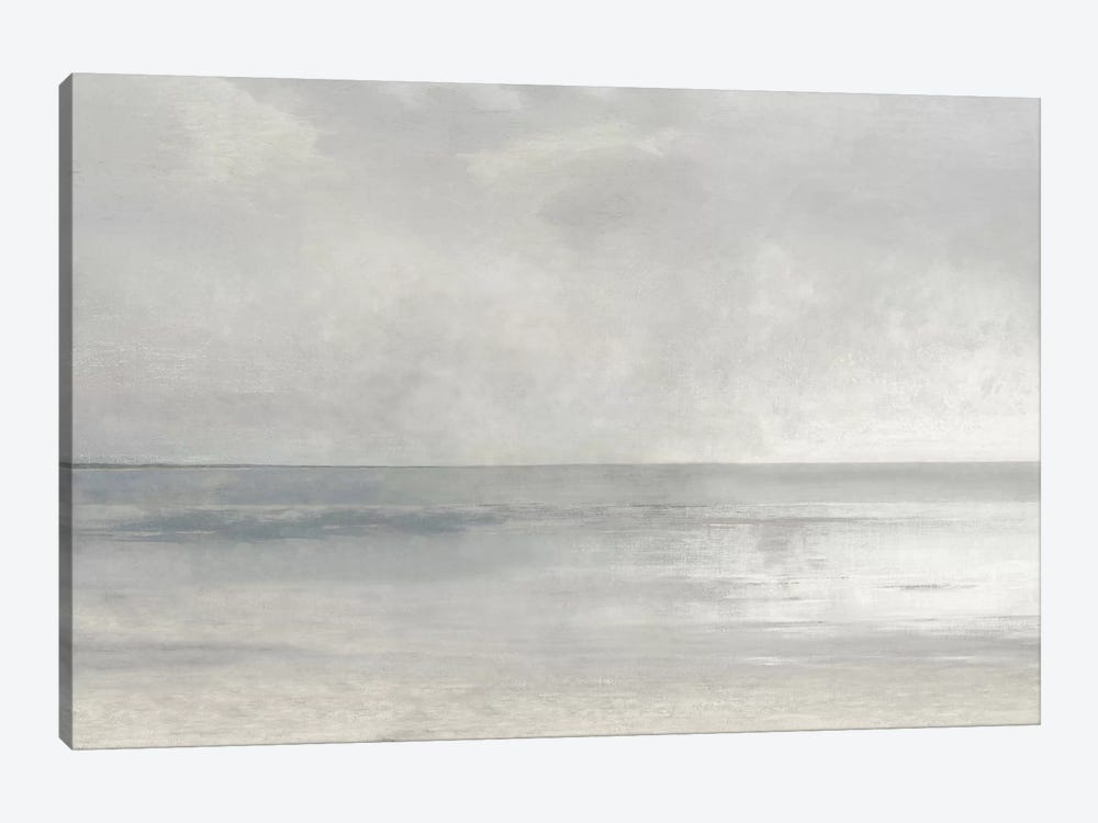 Pastel Seascape II by Christy McKee 1-piece Canvas Wall Art