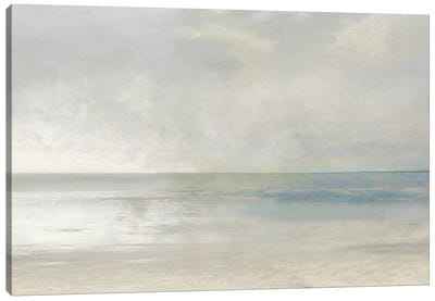 Pastel Seascape III Canvas Art Print