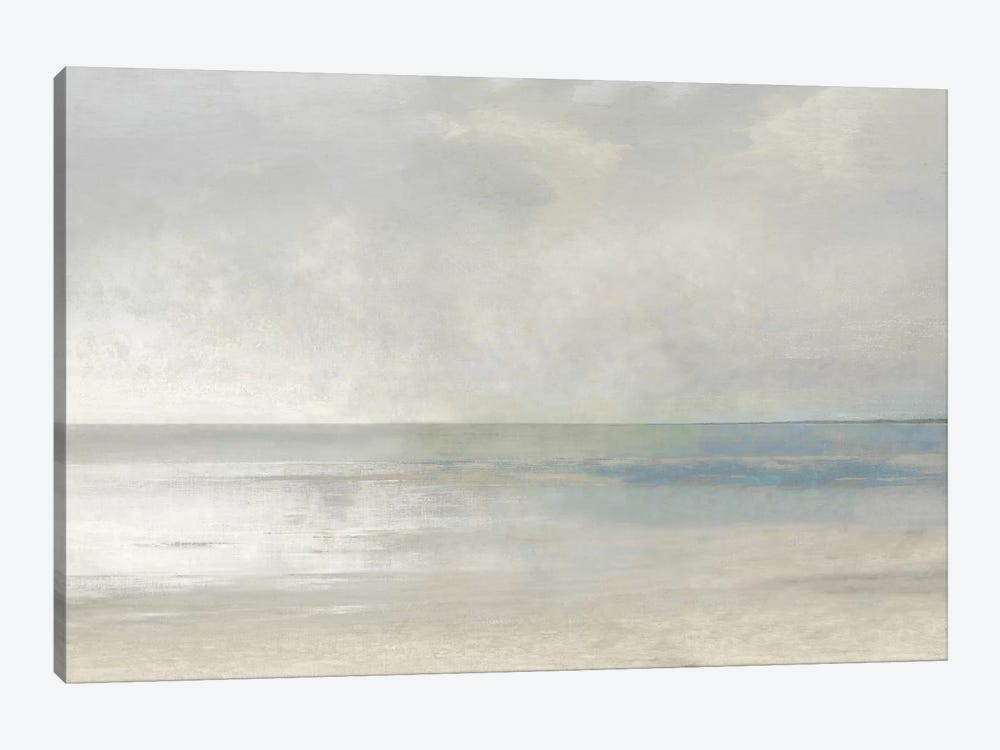 Pastel Seascape III by Christy McKee 1-piece Canvas Print
