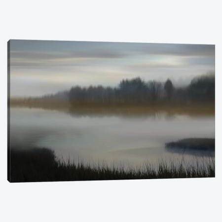 Dawn Canvas Print #MCL11} by Madeline Clark Art Print