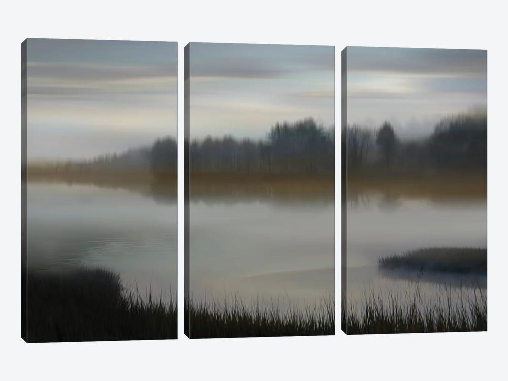 Dawn by Madeline Clark 3-piece Canvas Print