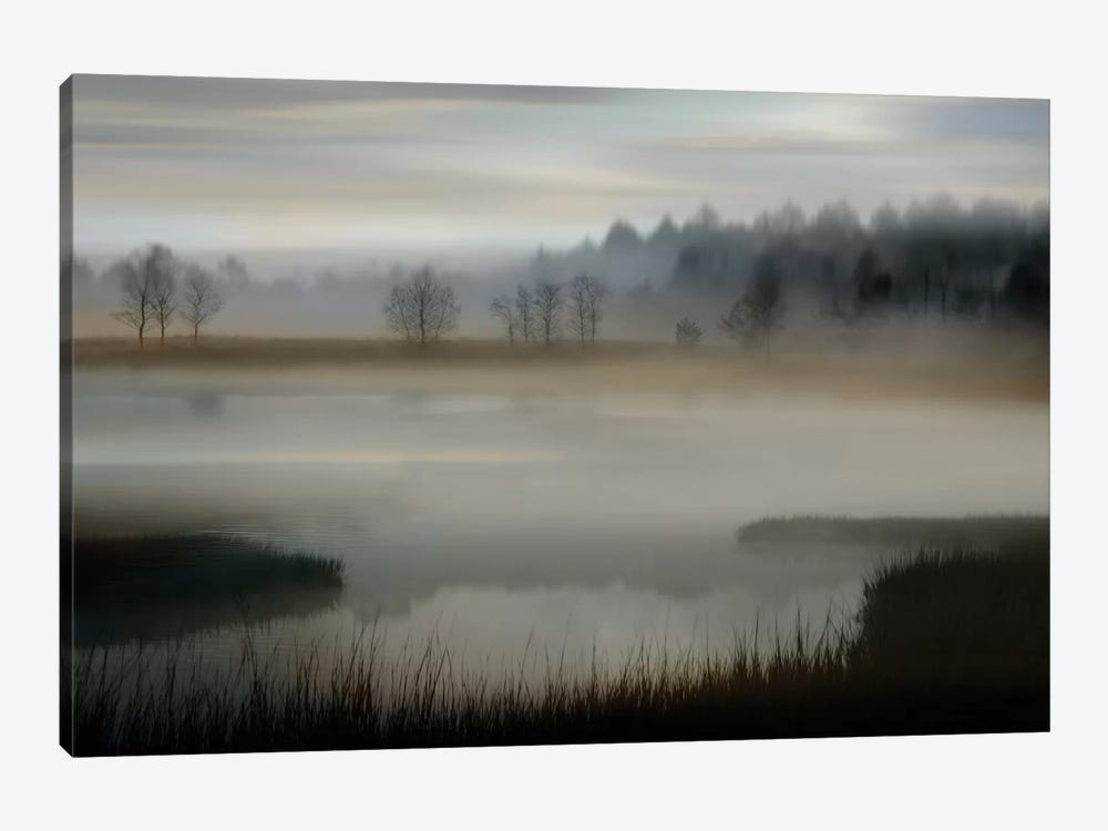 Early Morning by Madeline Clark 1-piece Canvas Artwork