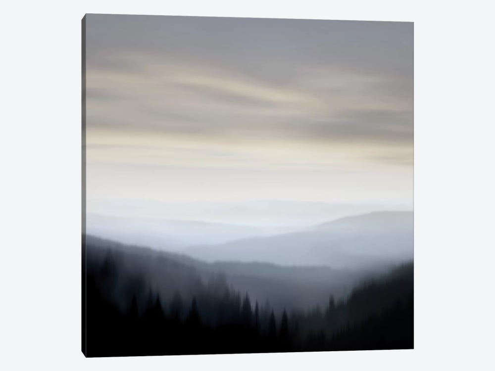 Mountain Vista I by Madeline Clark 1-piece Canvas Artwork