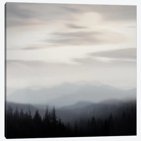 Mountain Vista II Canvas Print #MCL15} by Madeline Clark Canvas Art