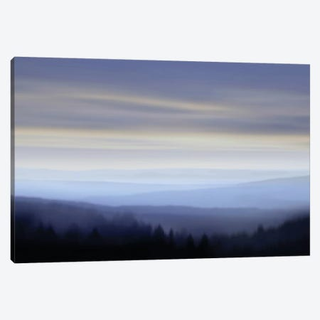 Panorama I Canvas Print #MCL16} by Madeline Clark Canvas Artwork