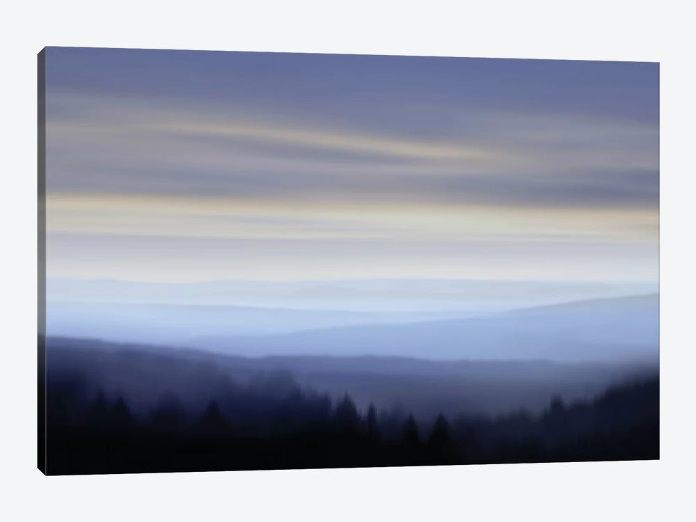 Panorama I by Madeline Clark 1-piece Canvas Artwork