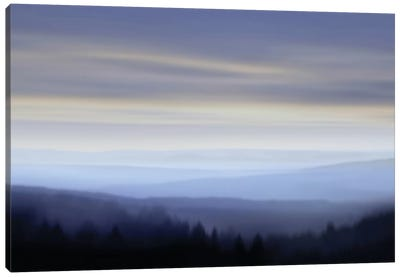 Panorama I Canvas Art Print