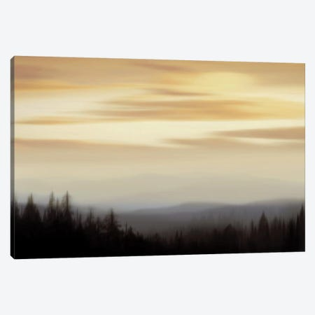 Panorama II Canvas Print #MCL17} by Madeline Clark Canvas Artwork