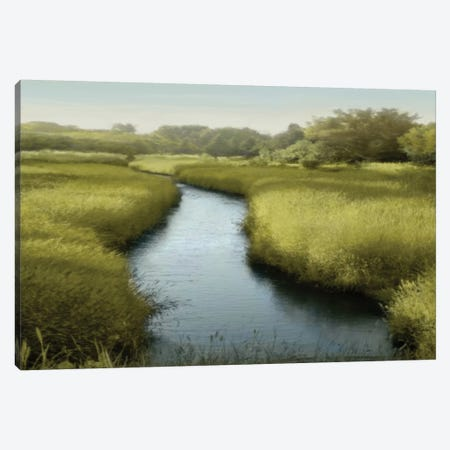 Quiet Moment Canvas Print #MCL6} by Madeline Clark Canvas Wall Art