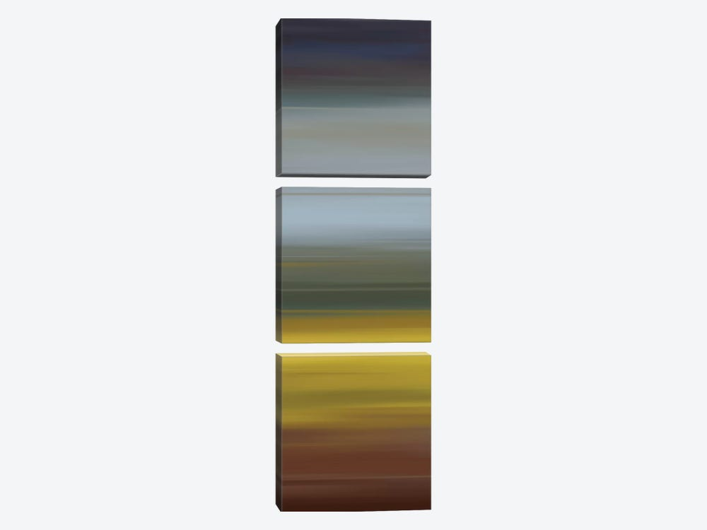Duende II by James McMasters 3-piece Canvas Print