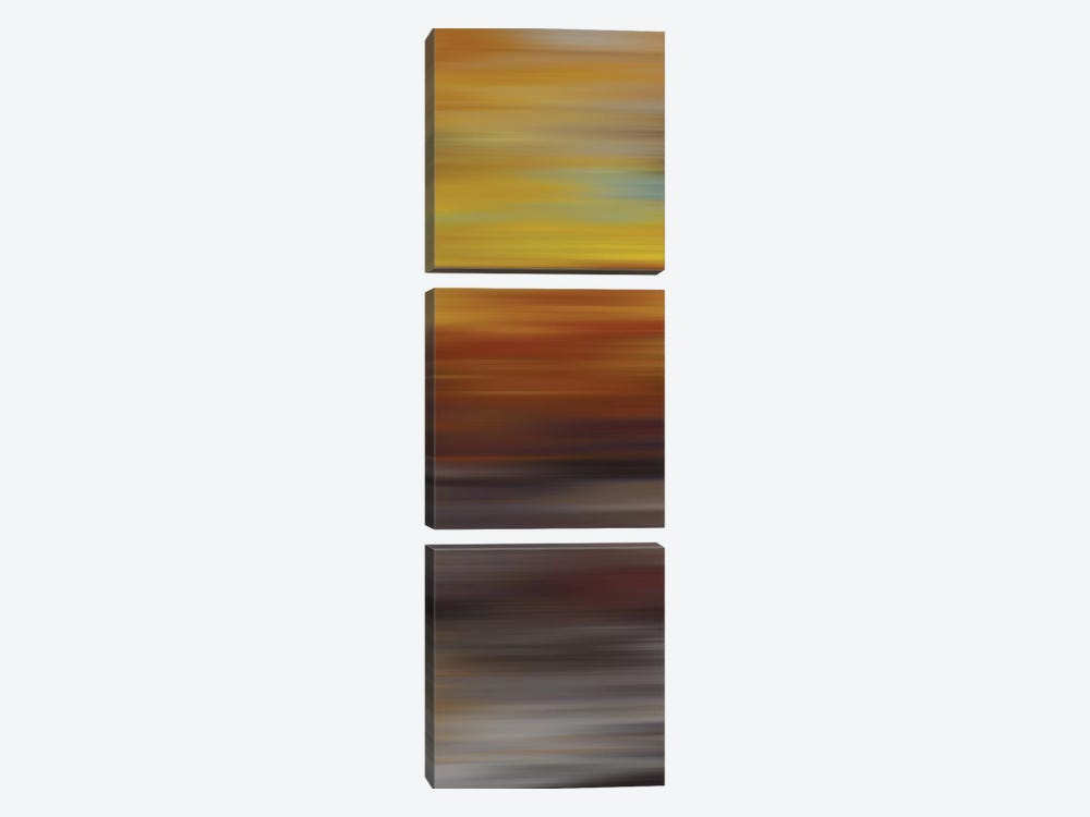 Metallurgy I by James McMasters 3-piece Canvas Artwork
