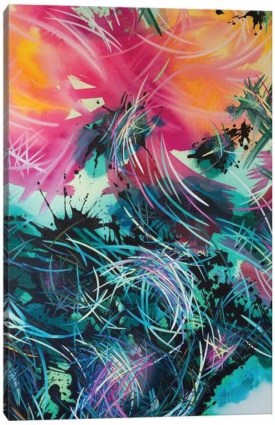 Foreverandever II Canvas Art Print