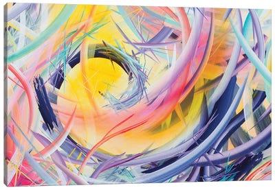 Intimacy of the Infinites (Intimafancy) Canvas Art Print